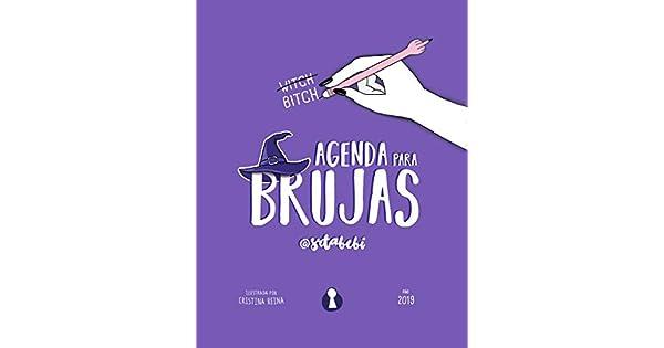 Amazon.com: AGENDA ANUAL PARA BRUJAS. 2019 (9788494757563 ...