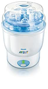Amazon Com Philips Avent Iq24 Steam Sterilizer