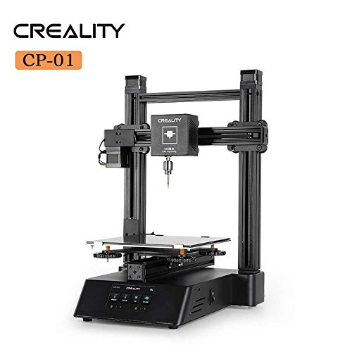 3IDEA Creality 3 in 1 CP-01 3D Printer Engraving Machine CNC Router Milling Mahine Wooden DIY Carving Engraver Tool