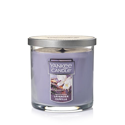 Yankee Candle Small Tumbler Candle, Lavender Vanilla ()