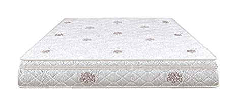 buy popular 69276 2be26 Sleepwell Amity 12-inch King Size Coir Mattress (White and ...
