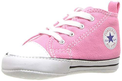 Converse First Star Crib Shoes/Soft Bottoms Infants - Pink, 1 M US Infant -