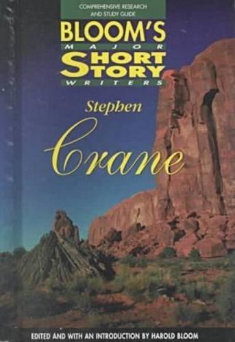 Download Stephen Crane: Comprehensive Research and Study Guide (Bloom's Major Short Story Writers) ebook