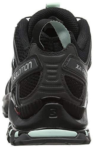 Pro Salomon Da Running fair black Xa Donna magnet Scarpe Trail W 3d Aqua Nero rXrwg5q