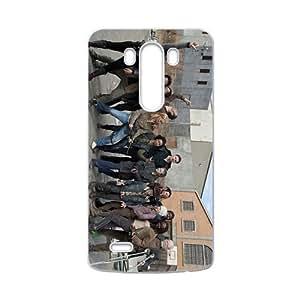 walking dead cuarta temporada Phone Case for LG G3