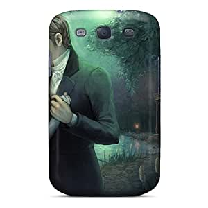 High-quality Durable Protection Case For Galaxy S3(romancing Dancing Couple)