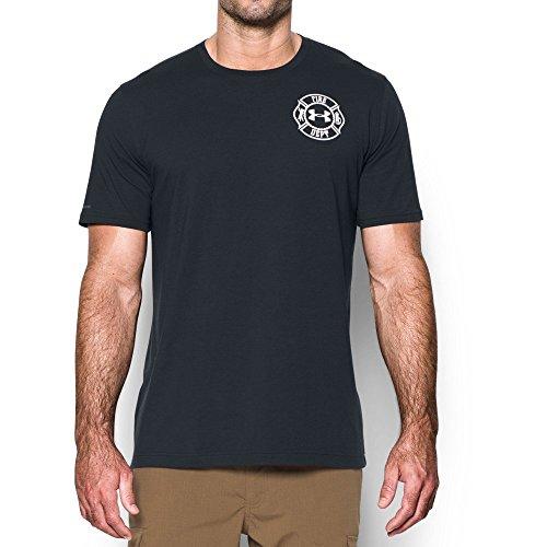 Blue Maltese - Under Armour Men's Freedom Maltese Cross T-Shirt, Dark Navy Blue/Dark Navy Blue, Large