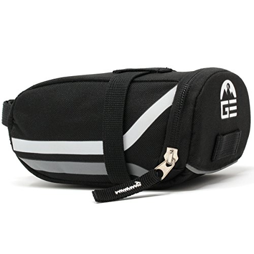 Commuter Bike Saddle Bags - 4