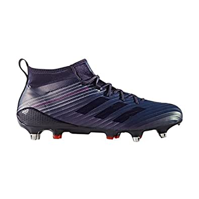 adidas Performance Mens Predator Flare SG Sports Training Rugby Boots - 6.5