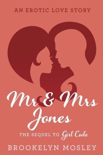 Books : Mr. & Mrs. Jones: An Erotic Love Story