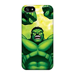 Top Quality Rugged Hulk Case Cover For Iphone 5/5s