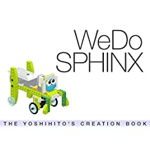 WeDo SPHINX: THE YOSHIHITO'S CREATION BOOK