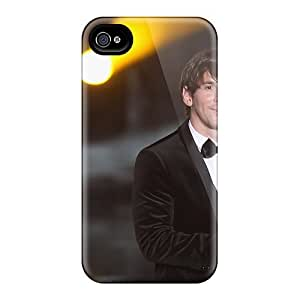 Cute High Quality Iphone 4/4s Footballer With Reward Case by mcsharks