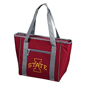 Brand New Iowa State Cyclones NCAA 30 Can Cooler Tote