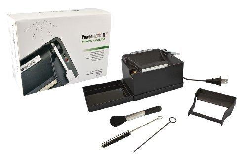 Powermatic 2 PLUS Electric Cigarette Injector Machine by Powermatic