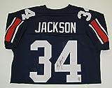 Bo Jackson Signed Autographed Auto Auburn Tigers Football Jersey - GTSM