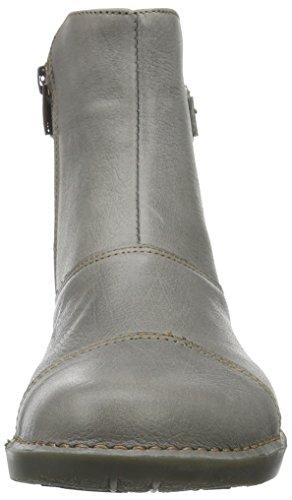 art Bergen, Zapatillas de Estar por Casa para Mujer Gris - gris