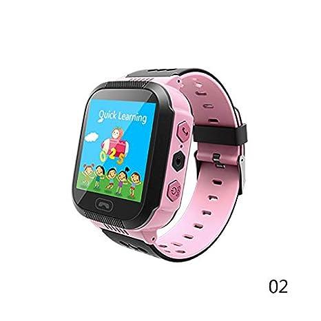 HX0945 Q90 - Reloj Inteligente para niños, Pantalla a Color ...