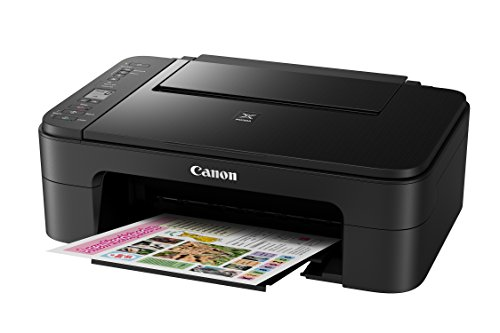 Canon Office Products 2226C002 TS3120 Wireless All-In-One Printer, Black
