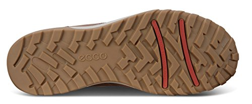 ECCO Men's Urban Lifestyle Low-Top Sneakers Brown (Coca Brown 57008) get authentic online Manchester 7If89cS