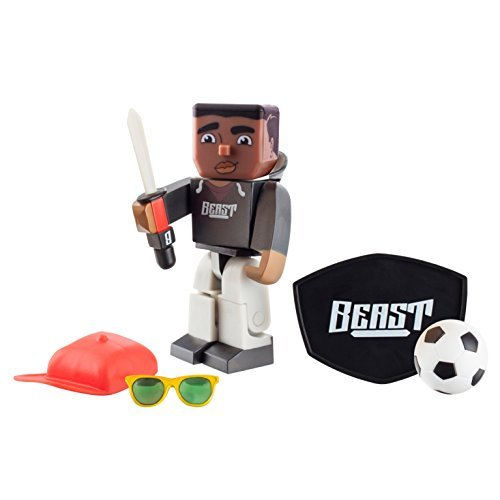 Tube Heroes 3-Inch KSI Figure with Accessory by Tube Heroes