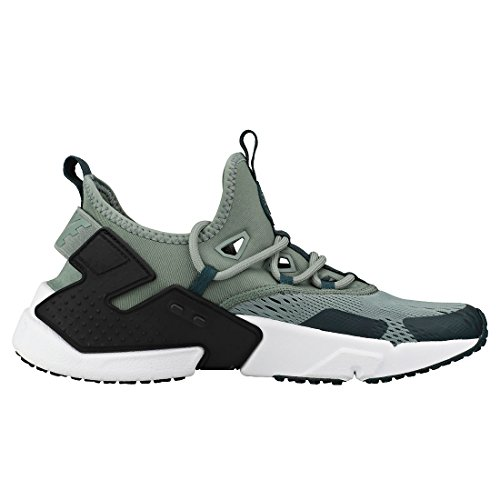 Nike Textile Huarache Formatori Drift Black Green Air Breathe Uomo zqTSZxnrwz
