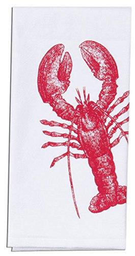 Kay Dee Designs Lobster Nautical Krinkle Flour Sack Towel No A8508