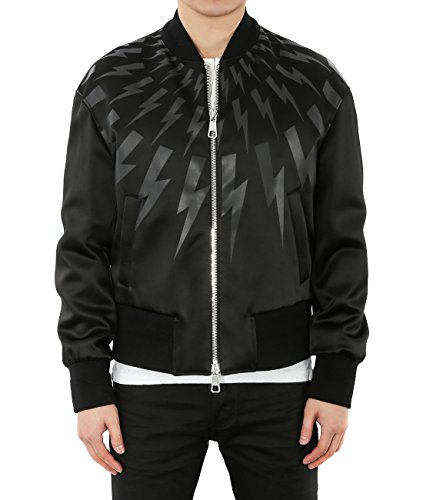 wiberlux-neil-barrett-mens-multi-thunder-print-zip-up-jacket-s-black