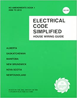 Electrical Code Simplified MultiProvince Alberta Saskatchewan