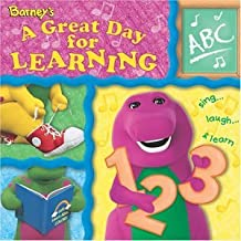 Barney's a Great Day for Learn