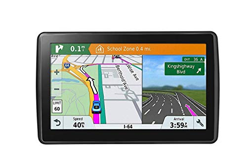 7-inch Car GPS Navigation, 256-8GB Touch Screen Real-time Voice Broadcast Route, Lifetime Map Free Update