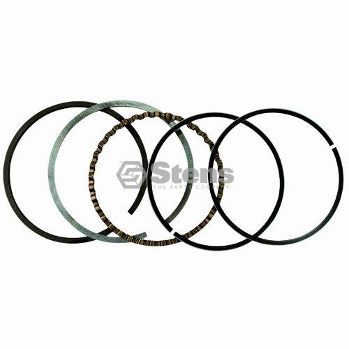 Stens 500-736 Piston Rings STD, - Ring Piston Chrome