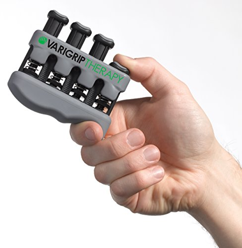 VariGrip Therapy Adjustable Tension Hand Exerciser - Heavy by VariGrip (Image #3)