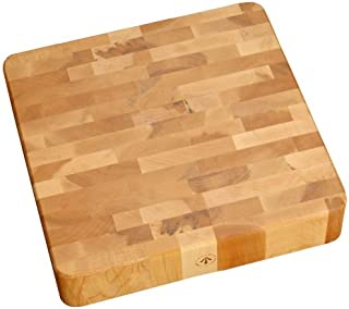 product image for J.K. Adams 16-Inch Square End-Grain Cherry Chunk Cutting Board