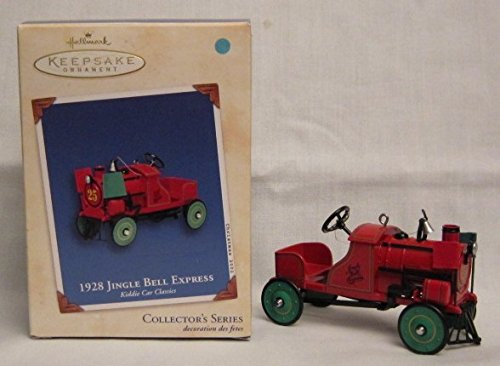 1928 Jingle Bell Express Hallmark Ornament