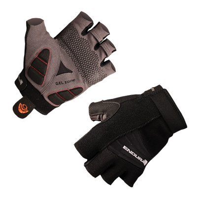 Endura Mighty Mitts Cycling Gloves, Black, Small by Endura
