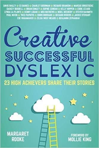 Afbeeldingsresultaat voor Creative, Successful, Dyslexic