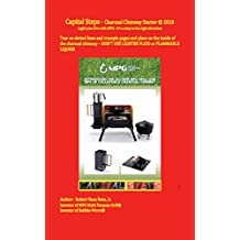 Capital Steps - charcoal chimney starter: Light your fire with MPG - it's a step in the right direction