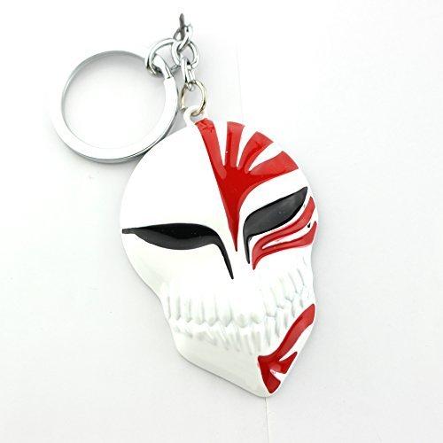 Generic Anime Bleach Ichigo's Kamen Hollow Mask Keychain Pendant