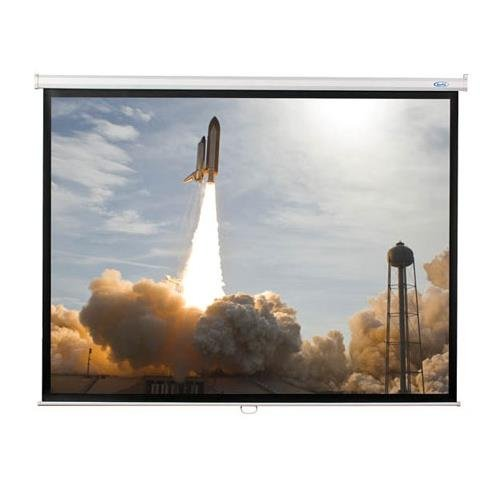 - HMLWSW70 - Hamilton Buhl 70x70 WS-W70 - Matte White Fabric - Square Format Projector Screen