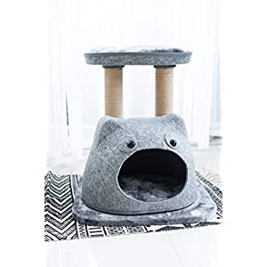 best-cat-tree-hammock-bed-with-scratching-posts