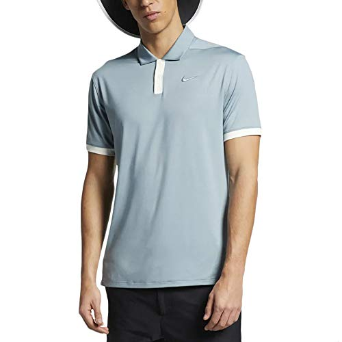(Nike Dri Fit Vapor Solid Golf Polo 2019 Aviator Gray/Sail XX-Large)