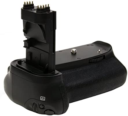 Mcoplus BG-70D cámara 80d – Empuñadura de batería para Canon EOS ...