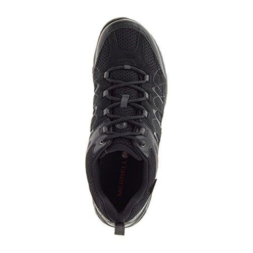 Merrell Outmost Vent GTX, Sneaker Uomo Nero/Grigio