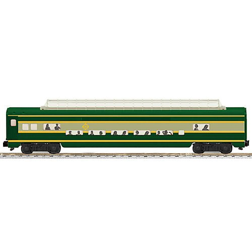 Lionel LNL649948 S AF Streamline Full Vista dome, Erie