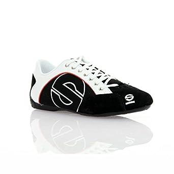 Sparco Chaussures Esse Eté en peau retournée noir taille 43