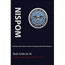 National Industrial Security Program Operating Manual (Nispom)