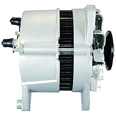 New Alternator For Perkins Marine 185046360 2871A148 2871A154 2871A163 2871A165 24037 24037A 24037A/B 24037B 24157A 24157A/E 24208A/B 24276 24276A: Automotive