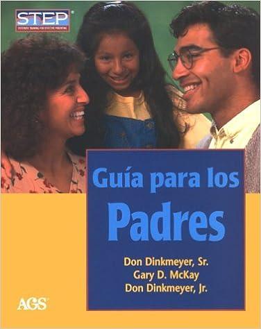 Book Guia Para Los Padres: (American Guidance Service Titles)