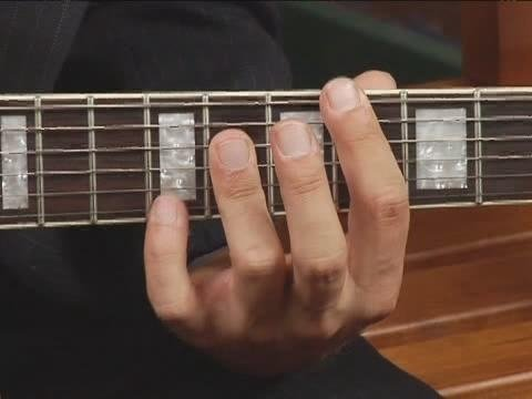 Play Eb7 Chord In 2nd Position On The Guitar 2nd Inversion